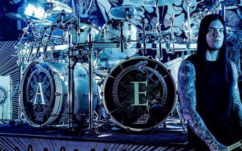 """Daniel Erlandsson """"Arch Enemy nunca foi ao Brasil com uma turnê como essa"""""""