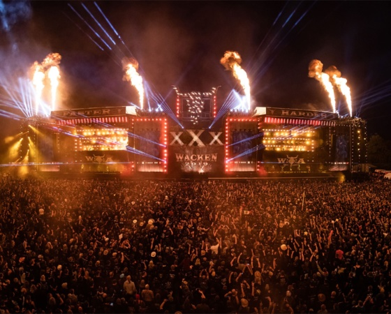 Minha primeira vez no Wacken Open Air – a Meca do Heavy Metal