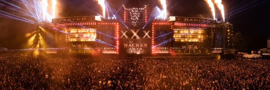 Minha primeira vez no Wacken Open Air – a Meca do Heavy Metal